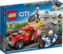 Lego City kranabíll
