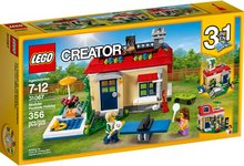 Lego Creator Sumarhús