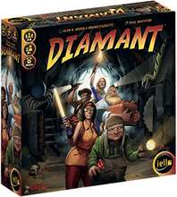 Diamant / Demanturinn
