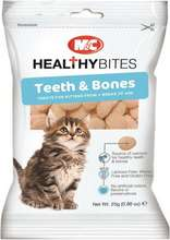 MC Healthy Bites Teeth&Bones Kittens - 25gr