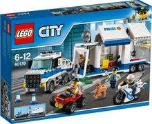 Lego City fjarskiptabíll