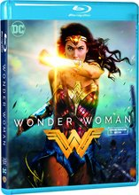Wonder Woman - Blu Ray