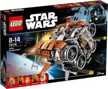 Lego Star Wars - Jakku Quadjumper