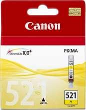 Canon Blekhylki CLI-521 Yellow