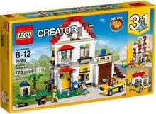 Lego Creator Fjölskyldu Villa