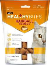MC Healthy Bites Hairball Remedy for Cats - 65gr