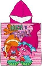 Trolls Poncho handklæði