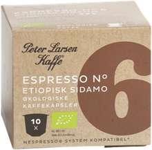 Peter Larsen Espresso nr.6 Etiopisk Sidamo 57 g