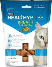 MC Healthy Bites Breath&Dental for Cats - 65gr