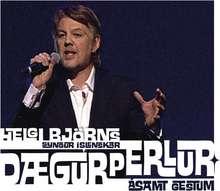 Helgi Björnsson: Íslenskar dægurperlur í Hörpu