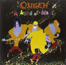 Queen: Kind Of Magic