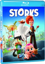 Storks  Blu Ray