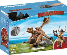 Playmobil Dragons víkingur