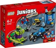 Lego Juniors Batman og Superman