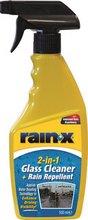 Rain-X rúðuhreinsir & glerfilma 500ml með dælu