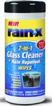 Rain-X 2 in 1 Wipes 20 klútar í boxi