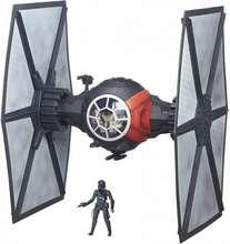 Star Wars E7 Black series 6'' geimskutla Starfighter Delux