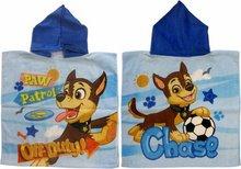 Hvolpasveit Chase poncho handklæði