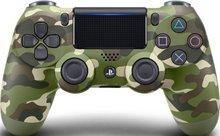 PS4 Dual Shock 4 fjarstýring - green camo