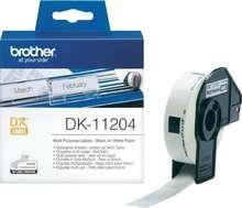 Brother límmiðar DK11204 ( 17x54mm )