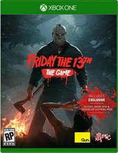 Friday 13:th XB1