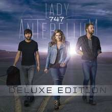 Lady Antebellum: 747