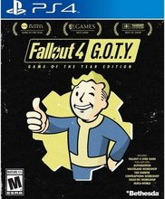 Fallout 4 GOTY Edition PS4