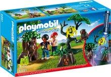 Playmobil Summfer Fun - Útilega í næturgöngu