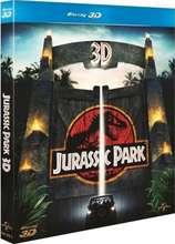 Jurassic Park - 3D BluRay