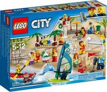Lego City fjör á ströndinni