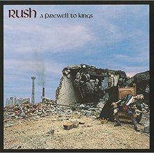 Rush: Farewell To Kings