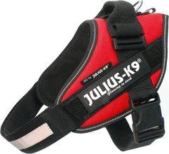 Julius-K9 IDC Powerharness Mini-Mini - rautt
