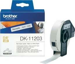 Brother límmiðar DK11203 ( 17x87mm )