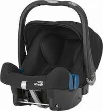 Britax Barnabílstóll Baby-Safe Plus - svartur