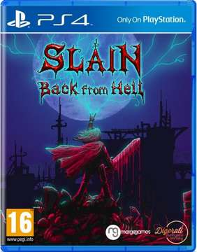 PS4 Slain - Back from Hell