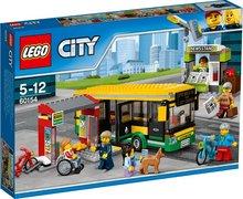 Lego City strætóstöð