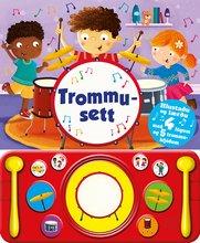 Trommusett bók