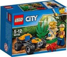 Lego City skógar buggy