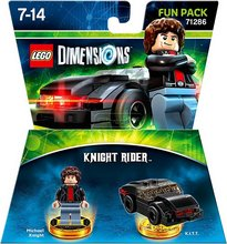PS4 Lego Dimensions Knight Rider  Fun Pack