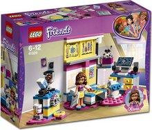 Lego Friends herbergið hennar Ólavíu