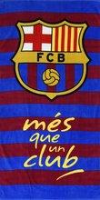 Barcelona Club handklæði