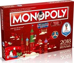 Monopoly WORLD CUP Rússland