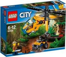 Lego City skógar flutninga þyrla