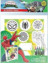 Spiderman föndursett
