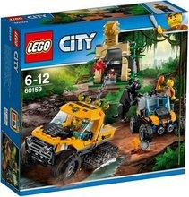 Lego City skógar leiðangur