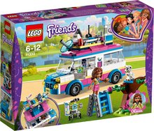 Lego Friends vísindabíll Ólavíu