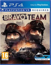 Bravo Team PS4 - VR