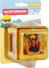 Magformers aukafígúra vinnuvélakall