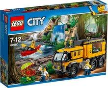 Lego City skógar rannsóknarbíll
