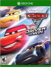 Cars 3 Driven To Win XboxOne
